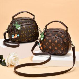 ΓΥΝΑΙΚΕΙΑ ΤΣΑΝΤΑ Zipper handbags ladies woman bag for women purses 2020